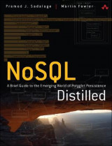 Omslag - NoSQL Distilled