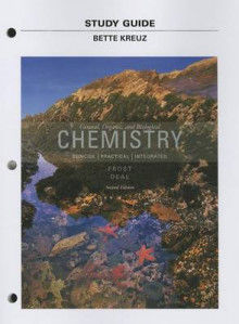 Study Guide for General, Organic, and Biological Chemistry av Laura D. Frost, S. Todd Deal og Karen C. Timberlake (Heftet)