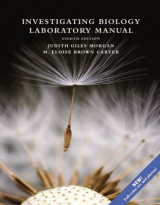 Omslag - Investigating Biology Lab Manual