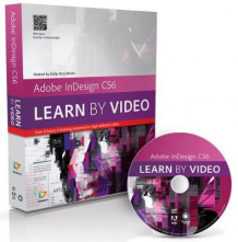 Adobe InDesign CS6 av Video2brain og Kelly McCathran (Blandet mediaprodukt)