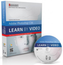 Adobe Photoshop CS6 av Kelly McCathran og Video2brain (Blandet mediaprodukt)