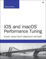 Omslag - iOS and Macos Performance Tuning