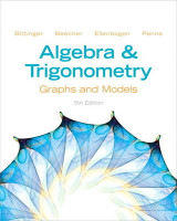 Omslag - Algebra and Trigonometry