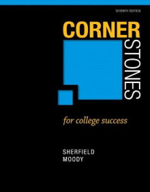 Cornerstones for College Success av Robert M. Sherfield og Patricia G. Moody (Heftet)