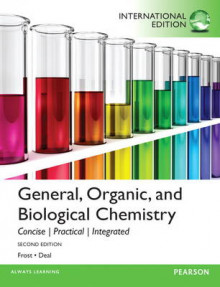 General, Organic, and Biological Chemistry av Laura D. Frost, S. Todd Deal og Karen C. Timberlake (Heftet)