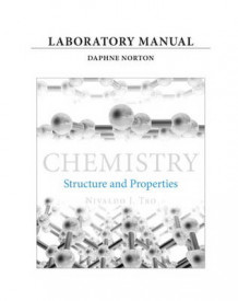 Laboratory Manual for Chemistry av Nivaldo J. Tro, Daphne Norton og Erica J. Livingston (Heftet)