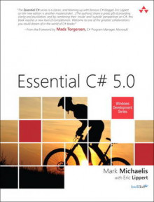 Essential C# 5.0 av Mark Michaelis og Eric Lippert (Heftet)