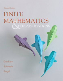 Finite Mathematics & Its Applications av Larry Joel Goldstein, David I. Schneider og Martha J. Siegel (Innbundet)