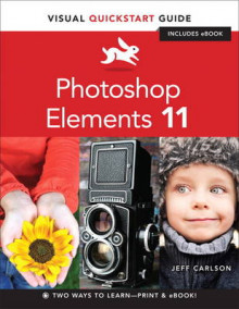 Photoshop Elements 11 av Jeff Carlson (Blandet mediaprodukt)