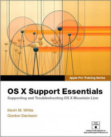 Apple Pro Training Series av Kevin M. White og Gordon Davisson (Heftet)