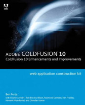Adobe ColdFusion Web Application Construction Kit av Ben Forta (Heftet)