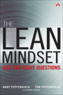 The Lean Mindset av Mary Poppendieck og Tom Poppendieck (Heftet)
