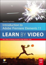Omslag - Introduction to Adobe Premiere Elements 11