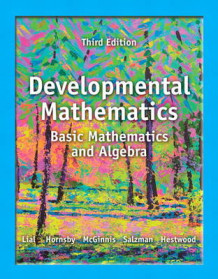 Developmental Math Plus MyMathLab -- Access Card Package av Margaret Lial, John Hornsby, Terry McGinnis, Stanley Salzman og Diana Hestwood (Blandet mediaprodukt)