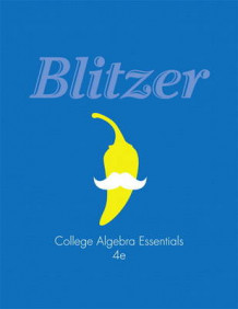 College Algebra Essentials Plus MyMathLab -- Access Card Package av Robert F. Blitzer (Blandet mediaprodukt)