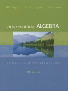 Intermediate Algebra with Access Code av Marvin L Bittinger (Blandet mediaprodukt)