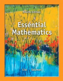 Essential Mathematics Plus New MyMathLab with Pearson eText - Access Card Package av Margaret L. Lial og Stanley A. Salzman (Blandet mediaprodukt)
