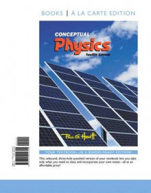 Conceptual Physics, Books a la Carte Edition av Paul G Hewitt (Perm)