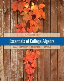 Essentials of College Algebra Plus New Mymathlab with Pearson Etext -- Access Card Package av Margaret L Lial (Blandet mediaprodukt)