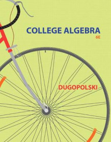 College Algebra Plus New Mymathlab with Pearson Etext -- Access Card Package av Mark Dugopolski (Blandet mediaprodukt)