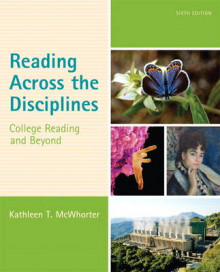 Reading Across the Disciplines av Kathleen T. McWhorter (Heftet)