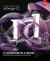 Omslag - Adobe InDesign CC Classroom in a Book