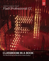 Omslag - Adobe Flash Professional CC Classroom in a Book