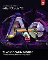 Omslag - Adobe After Effects CC Classroom in a Book