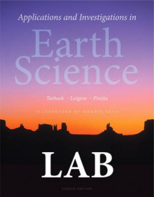 Applications and Investigations in Earth Science av Edward J. Tarbuck, Frederick K. Lutgens, Dennis Tasa og Kenneth G. Pinzke (Spiral)
