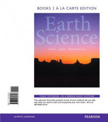 Earth Science, Books a la Carte Edition av Edward J Tarbuck, Frederick K Lutgens og Dennis G Tasa (Perm)
