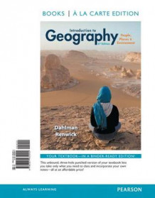 Introduction to Geography av Carl H Dahlman og William H Renwick (Blandet mediaprodukt)