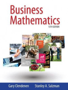 Business Mathematics Plus MyMathLab with Pearson eText - Access Card Package av Gary Clendenen og Stanley A. Salzman (Blandet mediaprodukt)