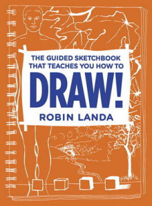 The Guided Sketchbook That Teaches You How to Draw! av Robin Landa (Heftet)