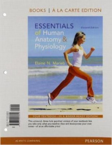 Essentials of Human Anatomy and Physiology, Books a la Carte Edition av Elaine N Marieb (Perm)