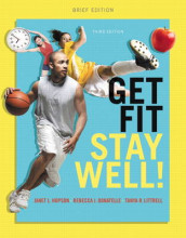 Get Fit, Stay Well! Brief Edition Plus MasteringHealth with eText -- Access Card Package av Rebecca J. Donatelle, Janet L. Hopson og Tanya R. Littrell (Blandet mediaprodukt)