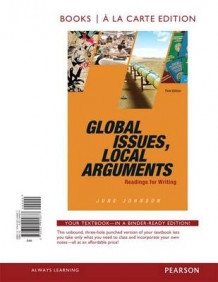Global Issues, Local Arguments, Books a la Carte Edition av June Johnson (Perm)