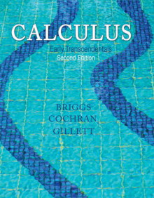 Calculus av Bill Briggs, William L. Briggs, Lyle Cochran og Bernard Gillett (Innbundet)