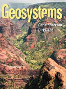 Geosystems with Mastering Geography Access Code av Robert W Christopherson (Blandet mediaprodukt)