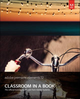 Omslag - Adobe Premiere Elements 12 Classroom in a Book