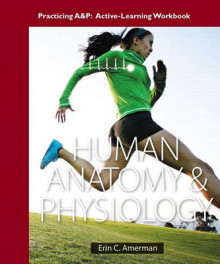 Practicing A&P Workbook for Human Anatomy & Physiology av Erin C. Amerman (Heftet)