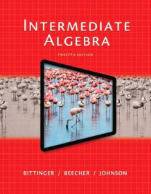 Intermediate Algebra with MyMathLab Access Card Package av Marvin L Bittinger (Blandet mediaprodukt)