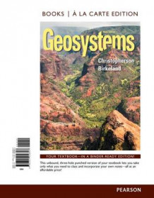 Geosystems av Robert W Christopherson (Perm)