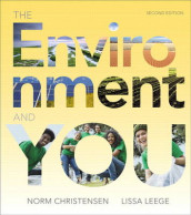 The Environment and You Plus MasteringEnvironmentalScience with eText -- Access Card Package av Norm Christensen og Lissa Leege (Blandet mediaprodukt)