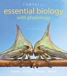 Campbell Essential Biology with Physiology Plus Masteringbiology with Etext -- Access Card Package av Eric J Simon, Jean L Dickey, Jane B Reece og Kelly A Hogan (Blandet mediaprodukt)