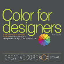 Color for Designers av Jim Krause (Heftet)