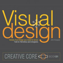 Visual Design av Jim Krause (Heftet)
