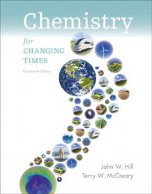 Chemistry for Changing Times Plus MasteringChemistry with Etext -- Access Card Package av John W. Hill, Terry W. McCreary og Doris K. Kolb (Blandet mediaprodukt)