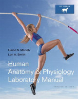 Omslag - Human Anatomy & Physiology Laboratory Manual, Cat Version