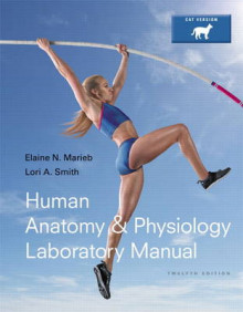 Human Anatomy & Physiology Laboratory Manual, Cat Version av Elaine N. Marieb og Lori A. Smith (Spiral)