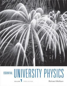 Essential University Physics Plus Mastering Physics with Etext -- Access Card Package av Richard Wolfson (Blandet mediaprodukt)